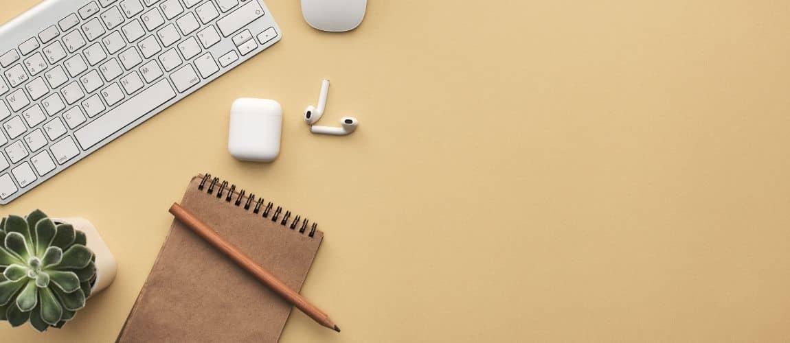 le matériel pour créer un planning de publication sur trello